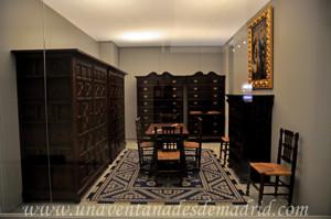 Museo de Artes y Costumbres populares de Sevilla, Cuarto almacén de la familia Díaz Velázquez