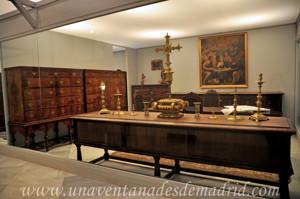 Museo de Artes y Costumbres populares de Sevilla, Sala de Ventas de la familia Velázquez