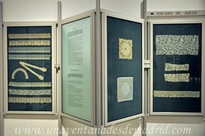 Museo de Artes y Costumbres populares de Sevilla, Encajes de aguja