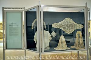Museo de Artes y Costumbres populares de Sevilla, Encajes mecánicos