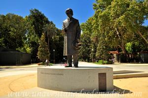 Sevilla, Parque de María Luisa, Glorieta de Aníbal González Álvarez-Ossorio (3)