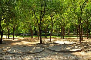 Sevilla, Parque de María Luisa, Glorieta de Concha Piquer (27)