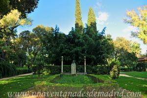 Sevilla, Parque de María Luisa, Glorieta de Dante Alighieri (23)