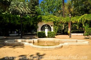 Sevilla, Parque de María Luisa, Glorieta de Luca de Tena (4)