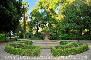 Sevilla, Parque de María Luisa, Glorieta de Rafael de León (17)