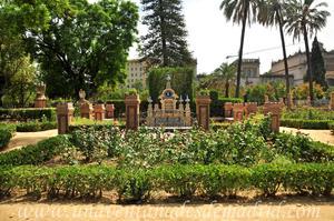 Sevilla, Parque de María Luisa, Glorieta de Rodríguez Marín (19)
