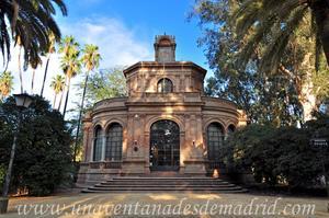 Sevilla, Parque de María Luisa, Pabellón Domecq (12)