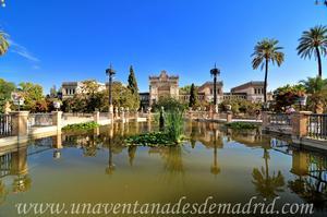 Sevilla, Parque de María Luisa, Plaza de América (2)