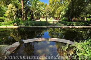 Sevilla, Parque de María Luisa, Estanque de los Lotos (20)