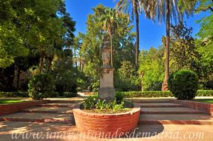 Sevilla, Parque de María Luisa, Glorieta de Doña Sol (9)