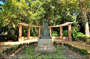 Sevilla, Parque de María Luisa, Glorieta de la Infanta María Luisa (33)