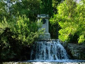 Parque de El Capricho, Monumento al III Duque de Osuna