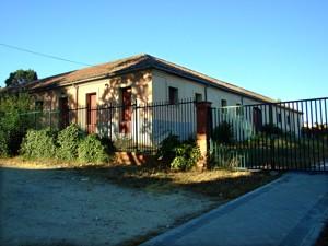 Parque de El Capricho, Casa de Oficios