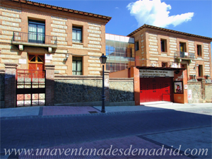 San Martín de Valdeiglesias, Auditorio Gustavo Pérez Puig