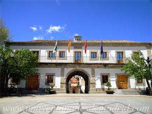 San Martín de Valdeiglesias, Ayuntamiento