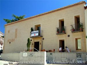 San Martín de Valdeiglesias, Café-teatro