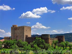 San Martín de Valdeiglesias, Castillo de la Coracera