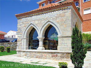 San Martín de Valdeiglesias, Ermita del Ecce Homo