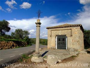 San Martín de Valdeiglesias, Ermita del Rosario