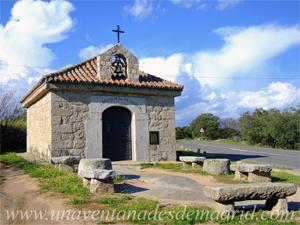 San Martín de Valdeiglesias, Ermita Nuestra Señora de la Salud