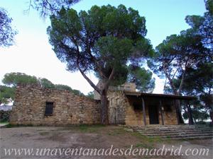 San Martín de Valdeiglesias, Ermita de la Virgen de la Nueva