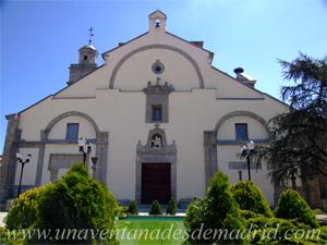 San Martín de Valdeiglesias, Iglesia de San Martín de Tours