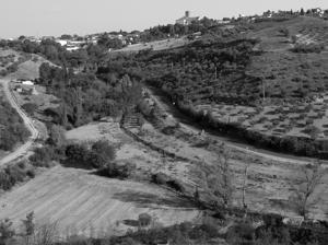 Santorcaz, Santorcaz desde la Atalaya