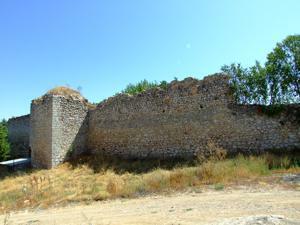 Santorcaz, Muralla de Santorcaz