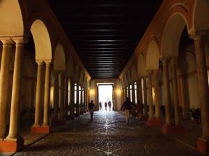 Reales Alcázares, Apeadero