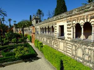Reales Alcázares, Galería del Grutesco