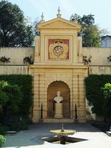 Reales Alcázares, Jardín de las Flores