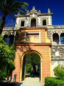 Reales Alcázares, Puerta del Privilegio
