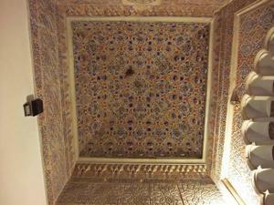 Reales Alcázares, Alcoba Real, dormitorio de verano