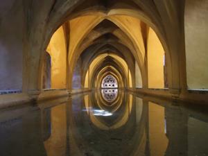 Reales Alcázares, Baños de María de Padilla
