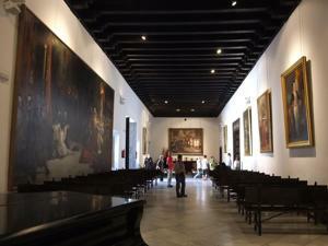 Reales Alcázares, Salón del Almirante
