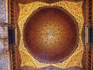 Reales Alcázares, Cúpula del Salón de Embajadores