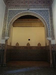 Reales Alcázares, Capilla de Palacio