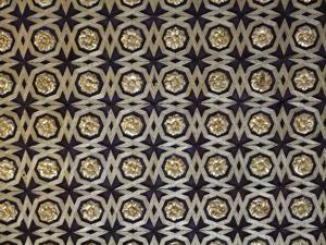 Reales Alcázares, Techo de la Sala de Audiencias