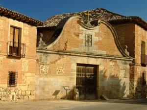 Talamanca de Jarama, Portada de la Cartuja de Talamanca de Jarama