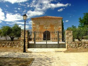 Talamanca de Jarama, Ermita de la Soledad