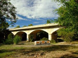 Talamanca de Jarama, Puente nuevo