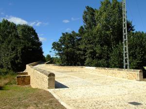 Talamanca de Jarama, Puente romano