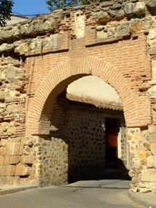 Talamanca de Jarama, Puerta de la Villa