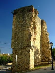 Talamanca de Jarama, Puerta de Uceda