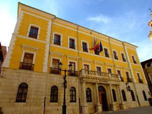 Teruel, Ayuntamiento
