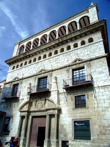 Teruel, Casa de la Comunidad, Museo Provincial