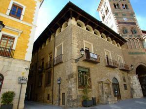Teruel, Casa del Deán