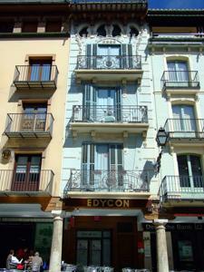 Teruel, Casa La Madrileña
