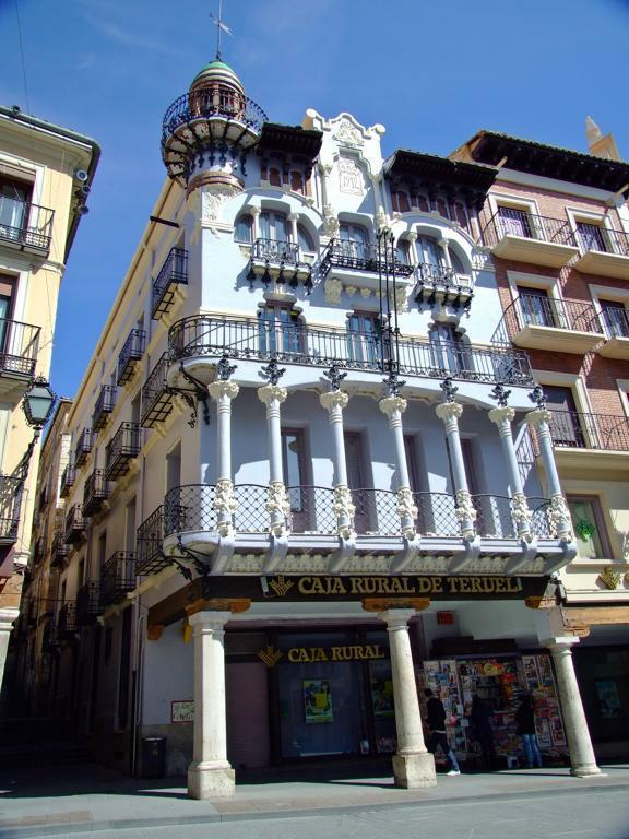 Teruel - La casa del cura teruel ...