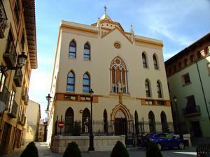 Teruel, Convento del Sagrado Corazón